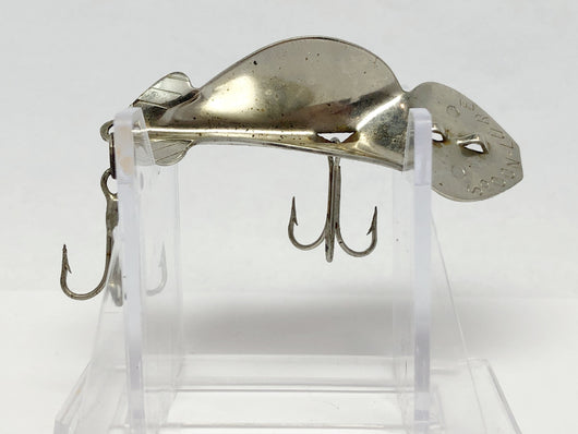 Spoon Lure Buck Perry Silver Type