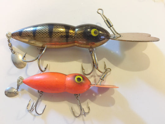 Waterdogs Bomber Orange and Gold Colors Two for One Price!