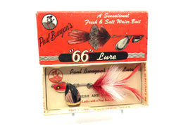 L701 Streamers # 10s 3 Black Sparkle Flasher Lures