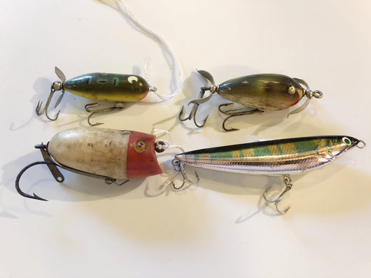 Misc Lot of Four Lures Grab Bag!