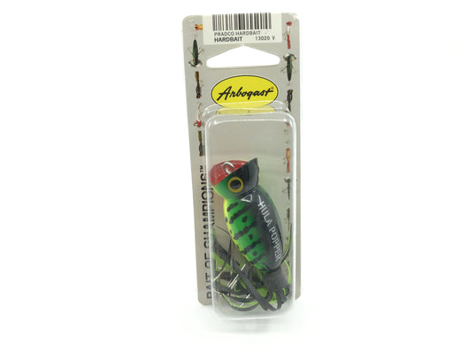 Arbogast Hula Popper New on Card