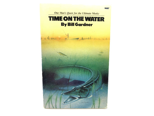 Time on the Water by Bill Gardner