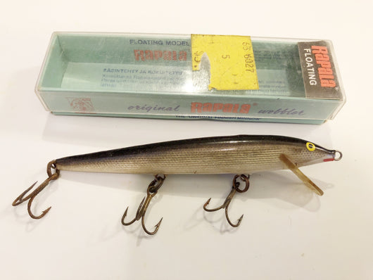 Rapala 11S Minnow New Old Stock