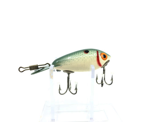 Wooden Bomber 200 Series 243 Green Shad Color
