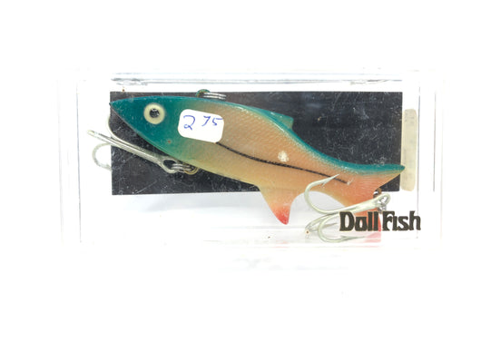 Doll Fish Lure with Box New Old Stock