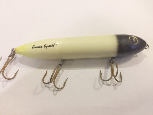 Heddon Super Spook in Great Color
