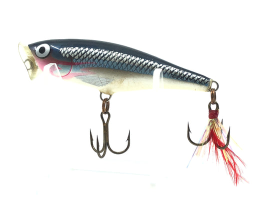 Rapala Skitter Pop Sexy Shad with Buck Tail