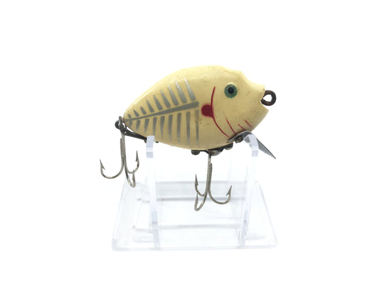 Heddon Punkinseed 9630 XRW White Shore Color