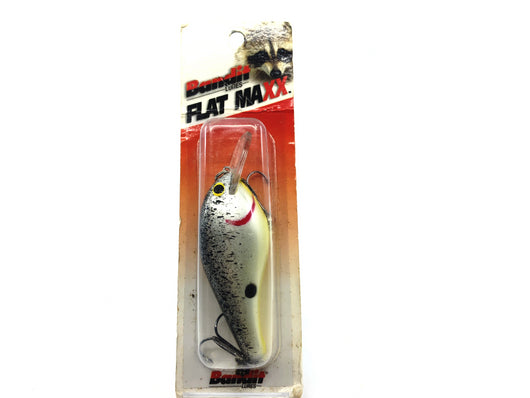 Bandit Flat Maxx Shallow Series Splatter Back Color New on Card FMS143