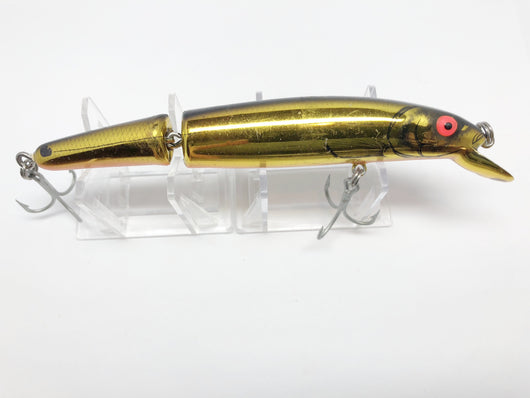 Bomber Gold Jointed Lure