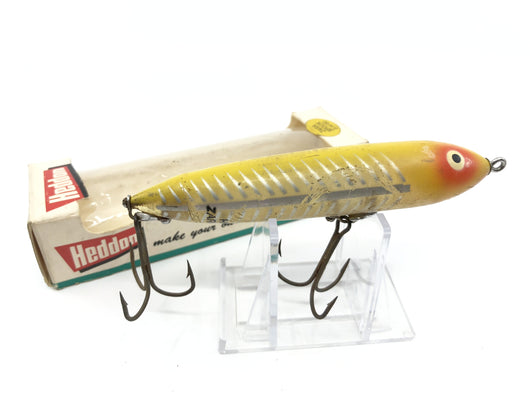 Heddon Zara Spook Yellow Shore with Box