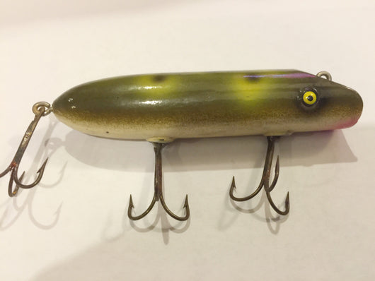 South Bend Bass Oreno Frog Color