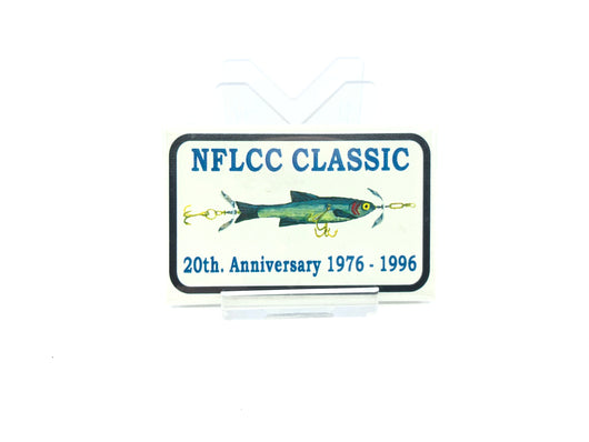 NFLCC Classic 1996 Fishing Button