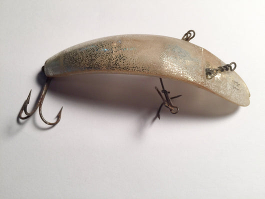 Helin Flatfish T4 Silver Lure