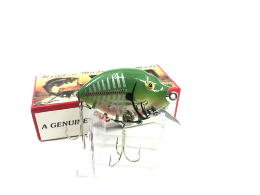 Heddon 9630 2nd Punkinseed X9630XGF Green Fish Color New in Box
