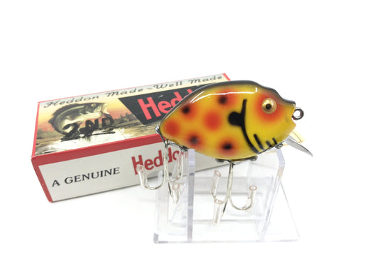 Heddon 9630 2nd Punkinseed X9630SO Spotted Orange Color New in Box