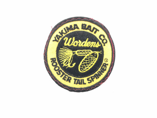 Yakima Bait Co Worden's Rooster Tail Spinner Patch