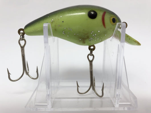Bomber Type Lure Perch