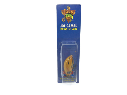 Rebel Joe Camel Novelty Topwater Lure on Card