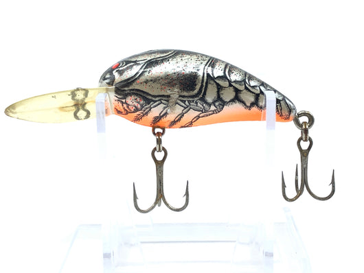 Bill Norman Crankbait Grey Crawdad