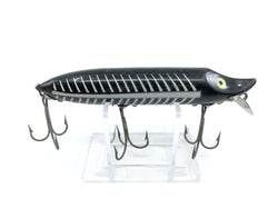 Heddon Vamp Spook Black Shore Tough Color!