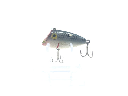 Bayou Boogie Lure Black Scale Back Color