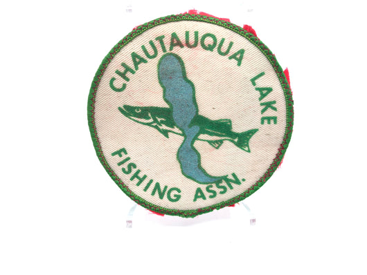 Chautauqua lake Fishing Association Patch