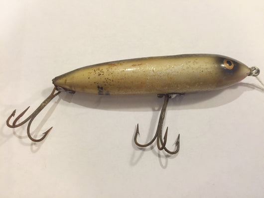 Heddon Zara-Spook in Silver Flash