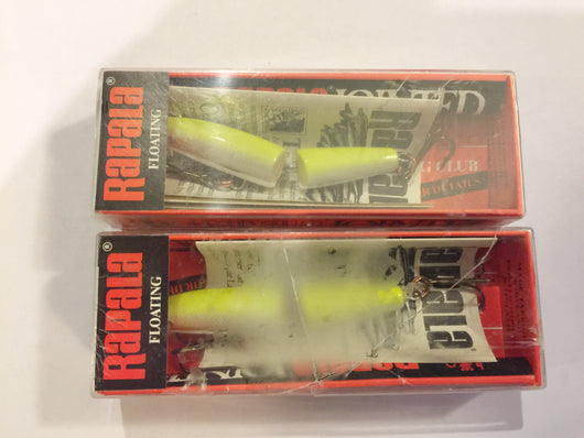 Rapala Floating J-7 SFC Lures