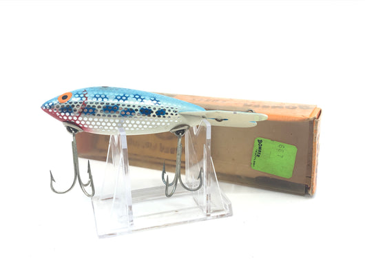 Bomber Rattler 687 Metascale Blue Back Shad with Box