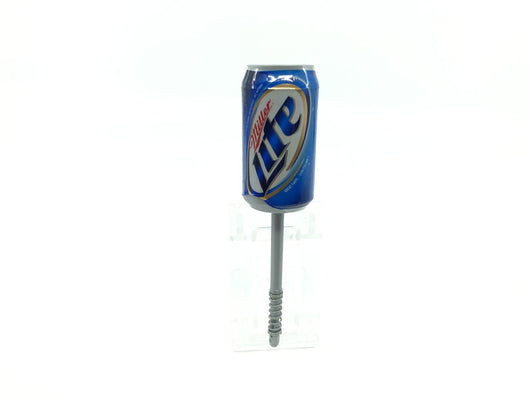 Miller Lite Beer Can Fishing Bobber