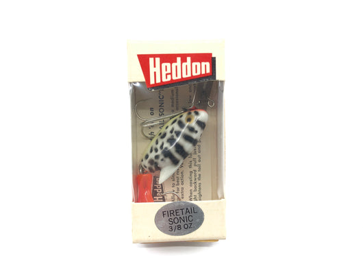 Heddon Firetail Sonic 395 CD Coach Dog Color with Box
