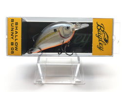 Bagley Shallow Sunny B 05 SSB05-SSD Silver Shad Color New in Box OLD STOCK