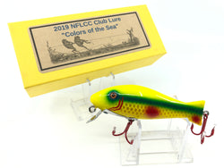 Rusty Jessee Killer Baits Bass Caster Model in Colors of the Sea 2019 NFLCC Club Lure