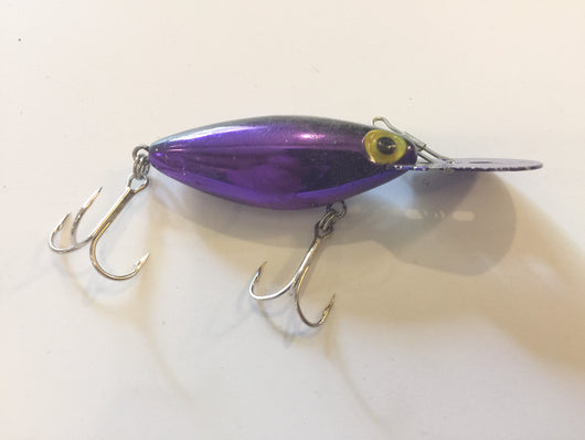 Storm Thin Fin Hot 'N Tot Metallic Purple