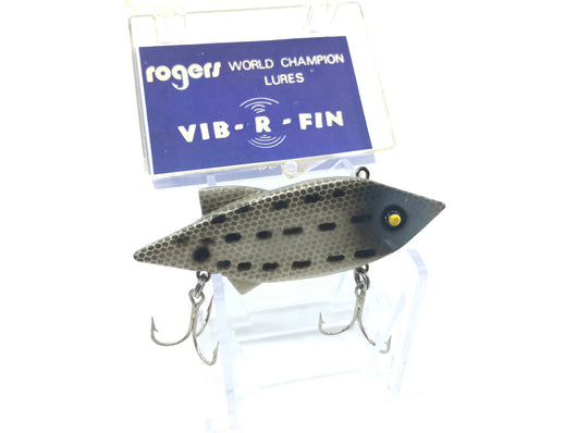 Rogers Vib-R-Fin Lure with Box Old Stock