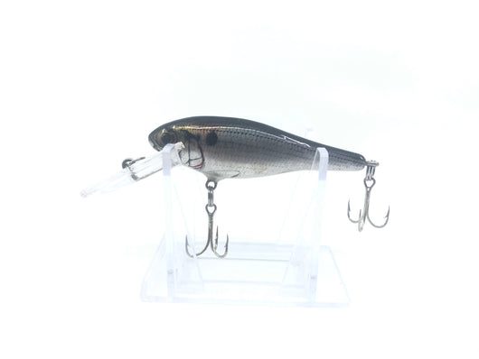 Bagley Black and Silver Bluegill Crankbait