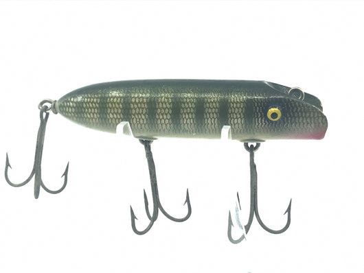 Paw Paw Oreno Type Lure Perch Pattern