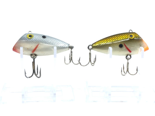 Two Pico Perch Type Lures