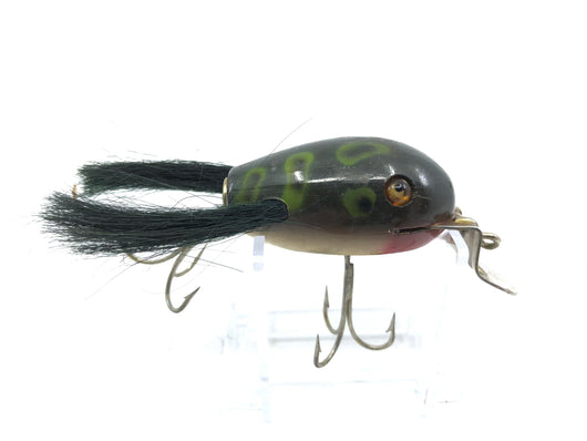 Creek Chub 5100 Dingbat in Frog Color 5119 Vintage Lure