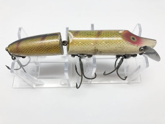 Heddon Jointed Vamp Warrior Perch Color