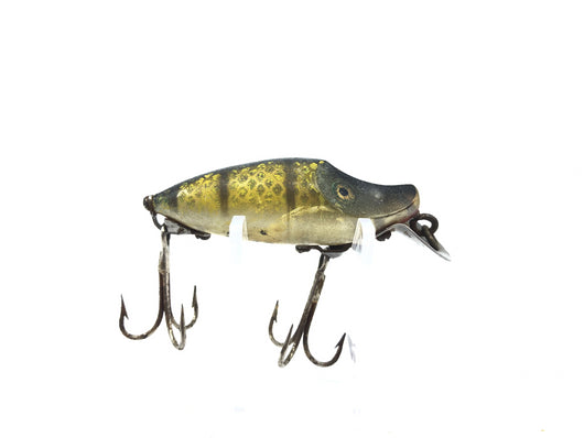 Heddon Midget River Runt Spook 9010 M Pike Scale Color