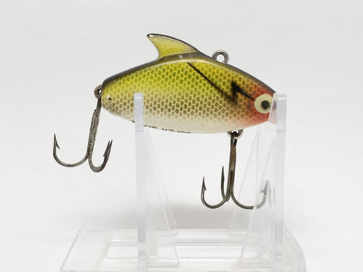 Heddon Super Sonic Perch Scale