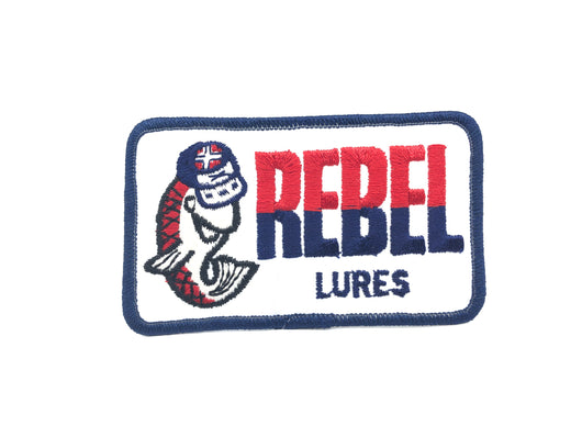 Rebel Lures Fishing Patch
