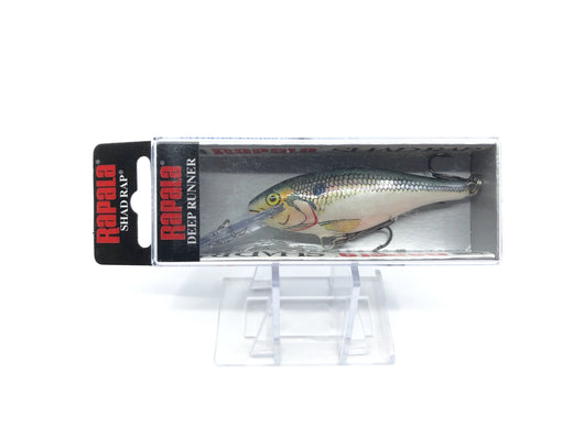 Rapala Shad Rap SR-7 SD Shad Color Deep Runner Lure New in Box
