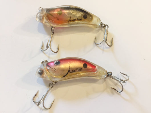 Super Flash Lures Lot of Two