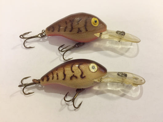 Rebel Deep Wee R Lures Lot of Two!