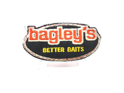 Bagley's Better Baits Fishing Patch