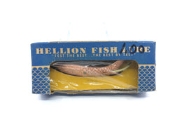 Hellion Fish Lure with Box New Old Stock
