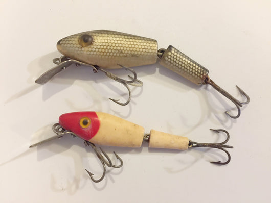 L & S 15M and Panfish Lures  Lot of two!